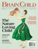 Cover of Brainchild magazine
